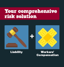 liability and workers' compensation