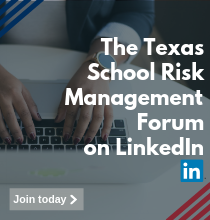 Texas School Risk Management Forum on LinkedIn