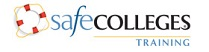 Safe colleges logo